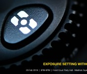 EXPOSURE SETTING WITHOUT GUESSING IN AUH