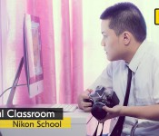 Online Nikon School on Basic Photography ENGLISH class March 2021