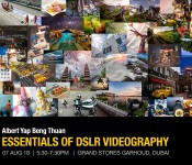 ESSENTIALS OF DSLR VIDEOGRAPHY