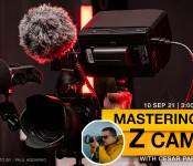 MASTERING YOUR Z CAMERA