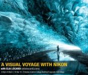 A VISUAL VOYAGE WITH NIKON