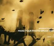 Make Your Photo Speak Your Language