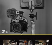 Nikon Experience Zone Launch Day