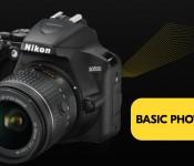 5X BASIC PHOTOGRAPHY