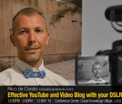 Effective YouTube and Video Blog with your Gears