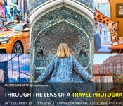 Through the lens of a Travel Photographer