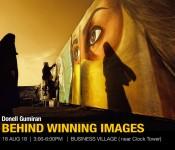 Behind Winning Images
