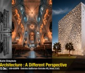 Architecture : A Different Perspective
