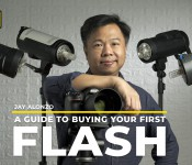 A GUIDE TO BUYING YOUR FIRST FLASH