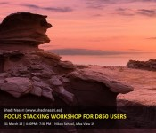 Focus Stacking Workshop for D850 Users